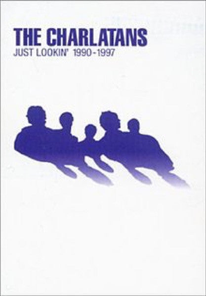 The Charlatans - Just Lookin' 1990-1997 DVD
