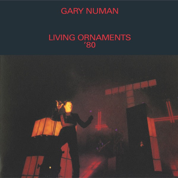 Gary Numan - Living Ornaments '80 CD