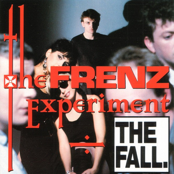 The Fall - The Frenz Experiment CD