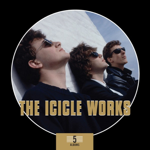 The Icicle Works - 5 Albums CD