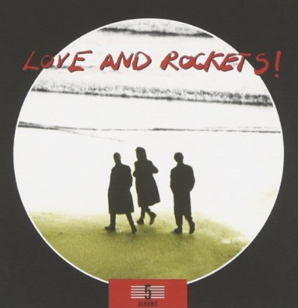 Love And Rockets - 5 Albums CD