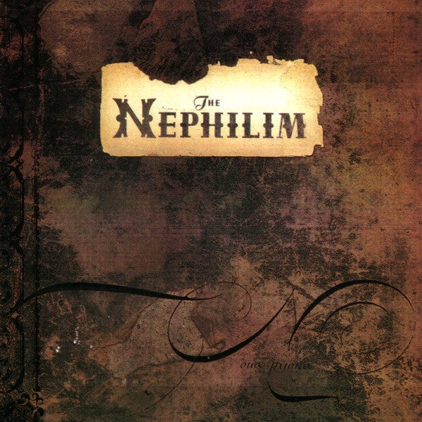 Fields Of The Nephilim - The Nephilim CD