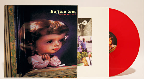Buffalo Tom - Big Red Letter Day Red Vinyl LP