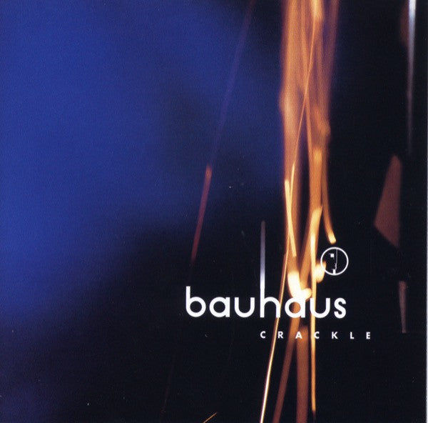 Bauhaus Crackle - Best of Bauhaus CD