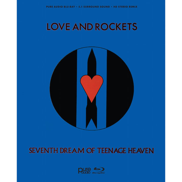 Love & Rockets - Seventh Dream Of Teenage Heaven Blu-Ray