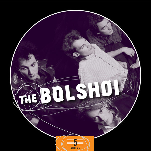 The Bolshoi - 5 albums CD