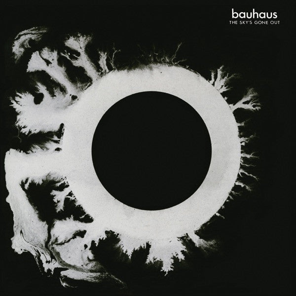 Bauhaus - The Sky's Gone Out CD