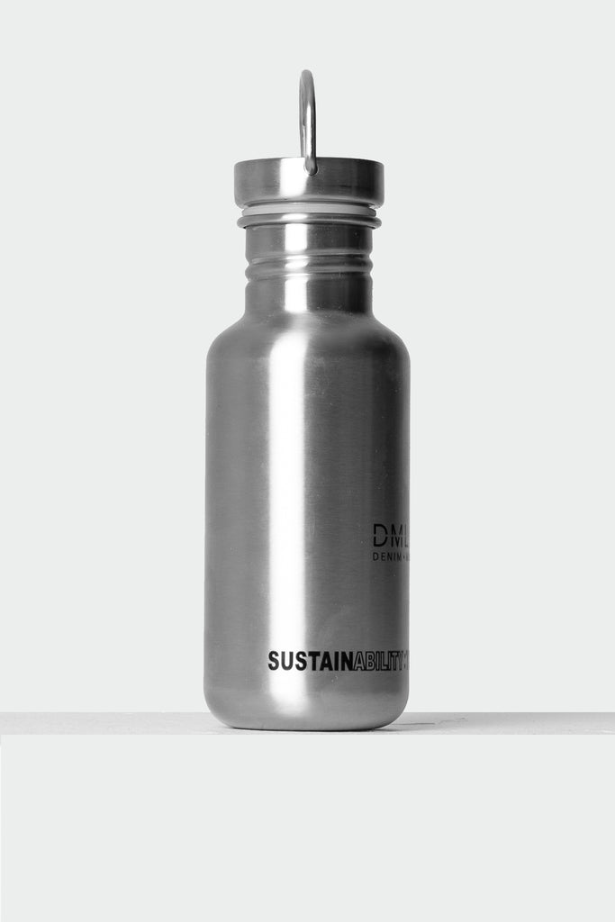 500ml One Green Stainless Steel Canteen Bottle - DML Jeans