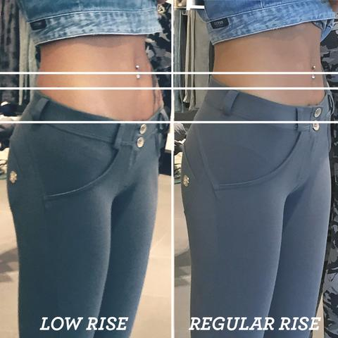 Regular Rise v/s Low Rise