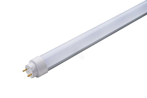BIG LED TUBE T8 G13 12w 600mm MILKY COVER - 5000k 1200lm 130° 230v - ecosave.gr