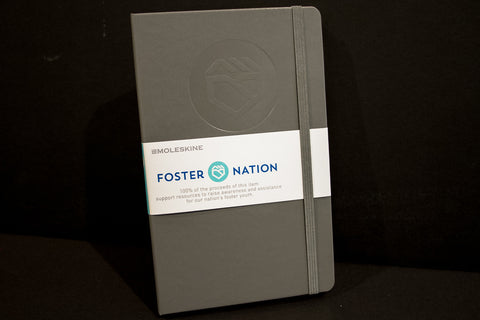 Foster Nation Moleskine Notebook