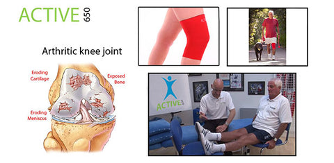 Arthritis symptoms explained for knee pain
