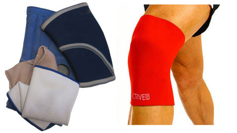 Active650 Full Knee Support most effective at reducing knee pain