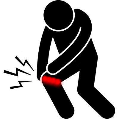 Causes of sore knees and knee pain