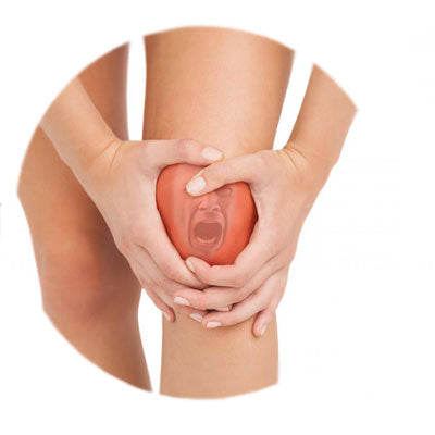 Painful knees, causes, symptoms and advice from Active650