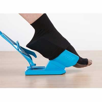 Active650 sock slider for getting socks on easily