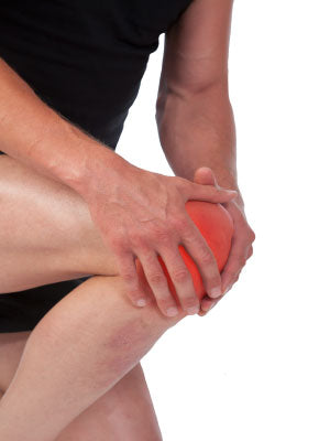 Sore knees have many causes