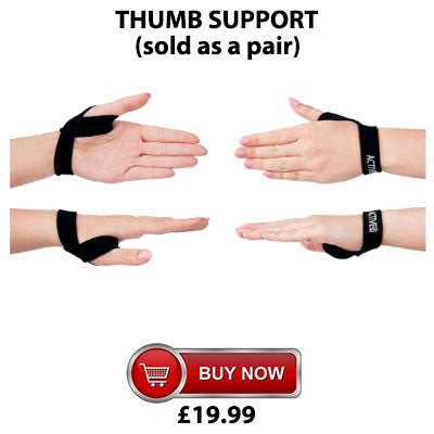 Active650 Thumb Supports for sore thumb joints