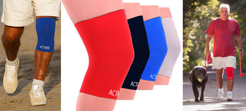 Knee Sleeve from Active650 for all day every day wear
