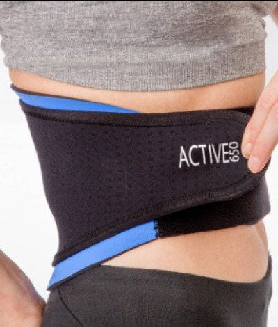 Active650 Adjustable Back Support fo low back pain and posture support