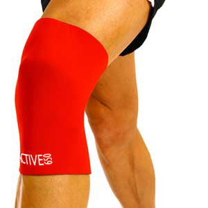 Active650 Knee Support in XXXL extra large sizes for fat knees and fat legs