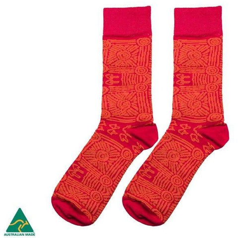 Zenaida Gallagaher socks
