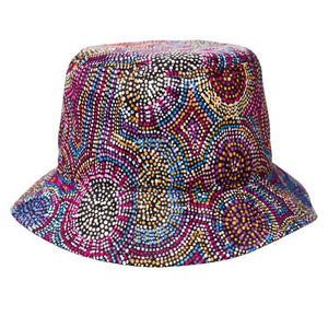 Charlene Marshall bucket hat