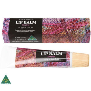 Lip balm tropical