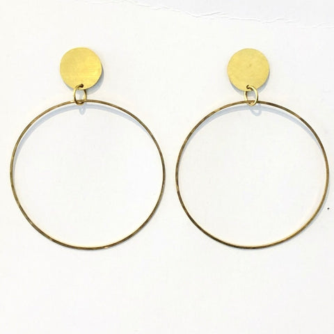 Colure earrings