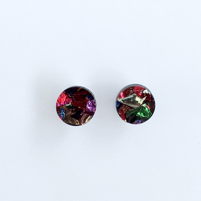 Circle stud - Fiesta Small