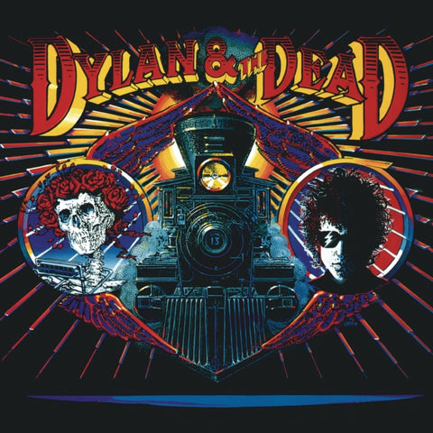 Bob Dylan & The Grateful Dead  LP - Dylan & The Dead