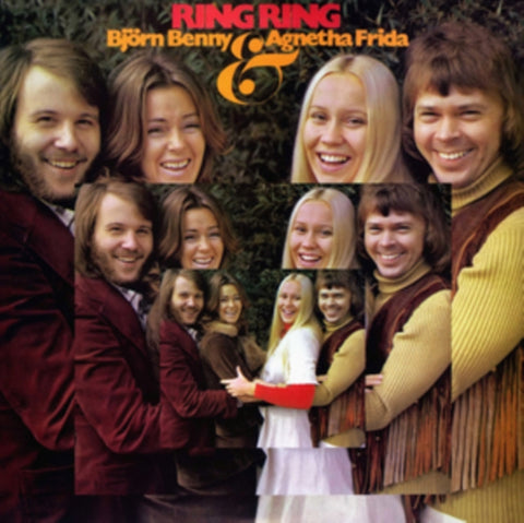 ABBA LP - Ring Ring