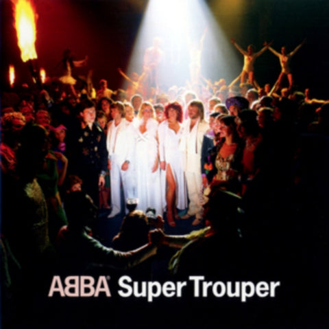 ABBA LP - Super Trouper