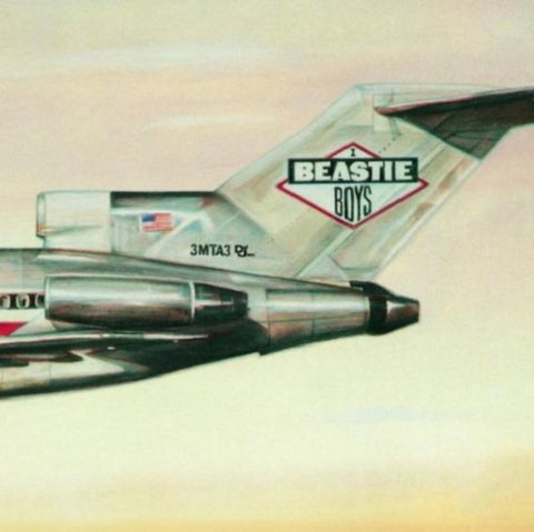 Beastie Boys LP - Licensed To Ill