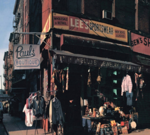Beastie Boys LP - Paul's Boutique