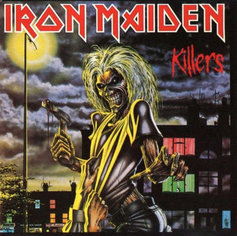 Iron Maiden LP - Killers