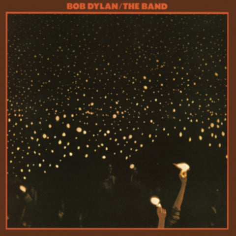 Bob Dylan & The Band LP - Before The Flood