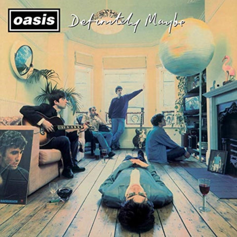 Oasis LP - Definitely Maybe (Remastered Edition)