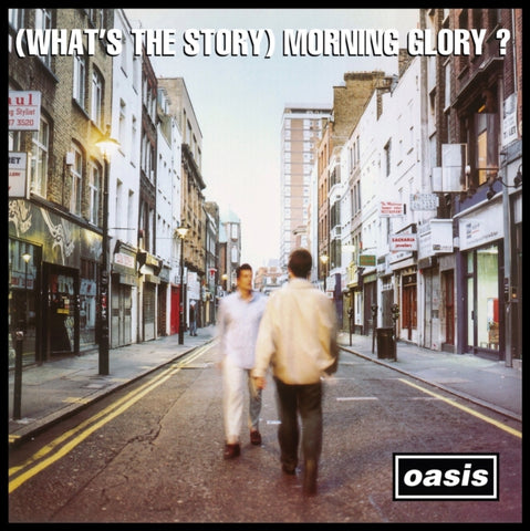 Oasis LP - (What's The Story) Morning Glory?