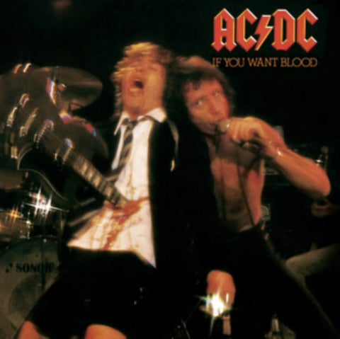 AC/DC - If You Want Blood You Want, You've Got It - Vinyl LP Record