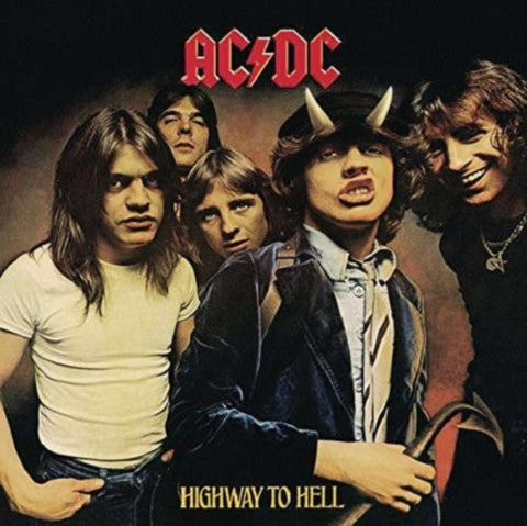 AC/DC - Highway To Hell - Vinyl LP Record