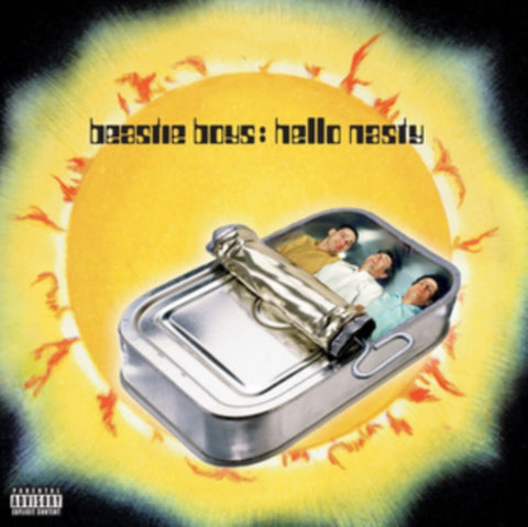 Beastie Boys LP - Hello Nasty