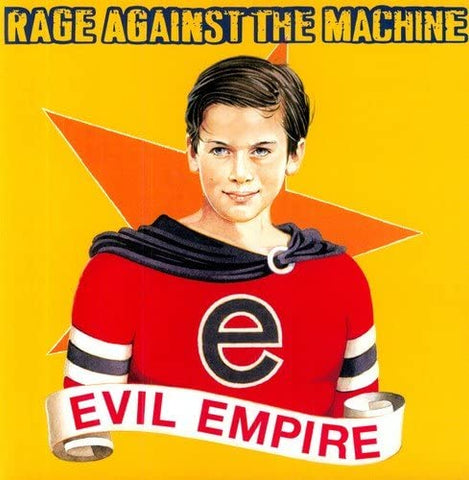 Rage Against The Machine   LP - Evil Empire