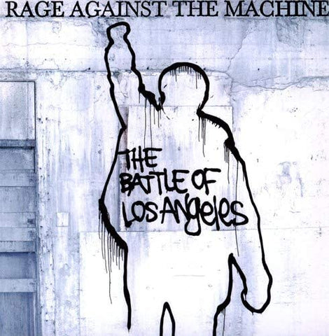 Rage Against The Machine   LP - The Battle Of Los Angeles