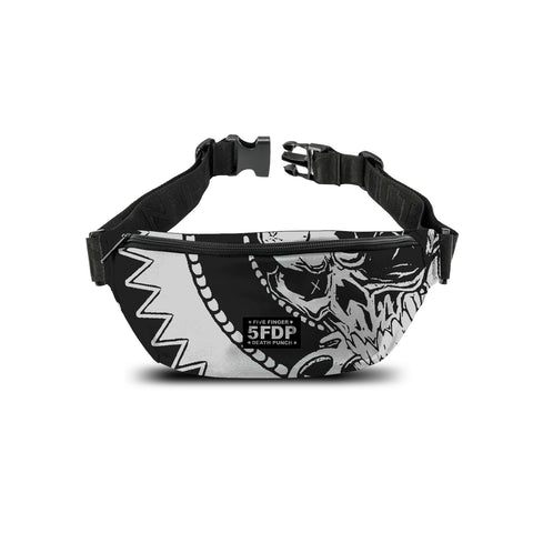 Five Finger Death Punch   Bum Bag   Knuckles from Rocksax | Buy Now from  £14.99