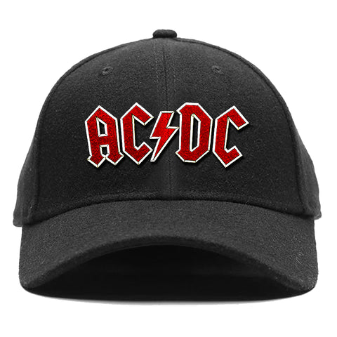 AC/DC Baseball Cap - Red
