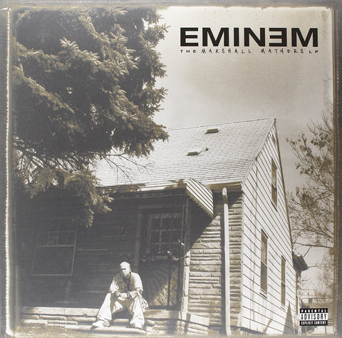Eminem LP - The Marshall Mathers LP