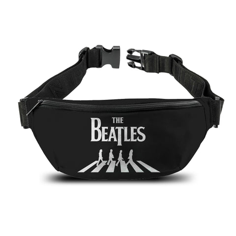 THE BEATLES BUMBAG  ABBEY ROAD B/W from Rocksax  | Buy Now from  £14.99