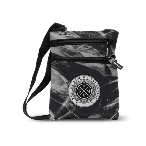 Bullet For My Valentine   Body Bag  Circle Logo from Rocksax | Buy Now from   å £16.99