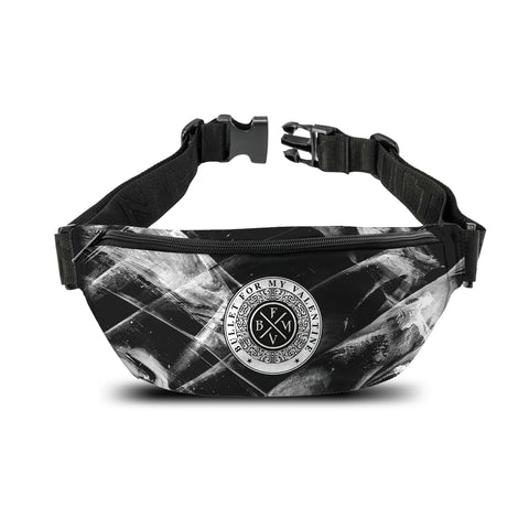 Bullet For My Valentine   Bum Bag   Circle logo from Rocksax | Buy Now from   £14.99